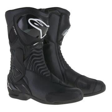 Alpinestars Stella SMX 6 Womens Ladies Waterproof Motorcycle Motorbike Boots
