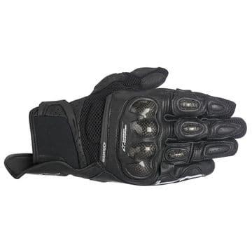 Alpinestars Stella SPX SP-X Air Carbon Black Ladies Motorcycle Motorbike Gloves