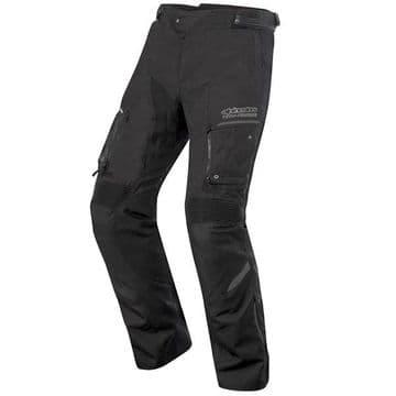 Alpinestars Valparaiso 2 Waterproof Drystar Textile Pants - Black / Grey