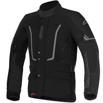 Alpinestars Vence Drystar Waterproof All Weather Motorcycle Jacket - Black