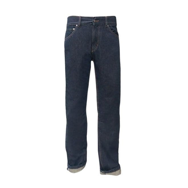 Bull-it Cafe Blue SR6 Covec Armoured Motorcycle Jeans Long Leg SALE