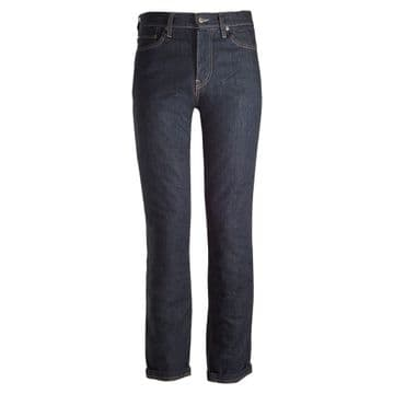 Bull-it Men's Cafe 17 Straight SR6 Covec Armoured Motorcycle Jeans Long Leg