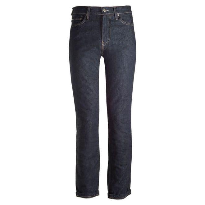Bull-it Men's Cafe 17 Straight SR6 Covec Armoured Motorcycle Jeans Regular Leg