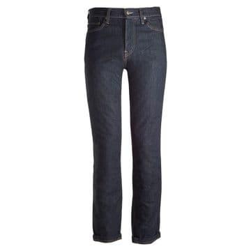 Bull-it Men's Cafe 17 Straight SR6 Motorcycle Jeans Short Leg
