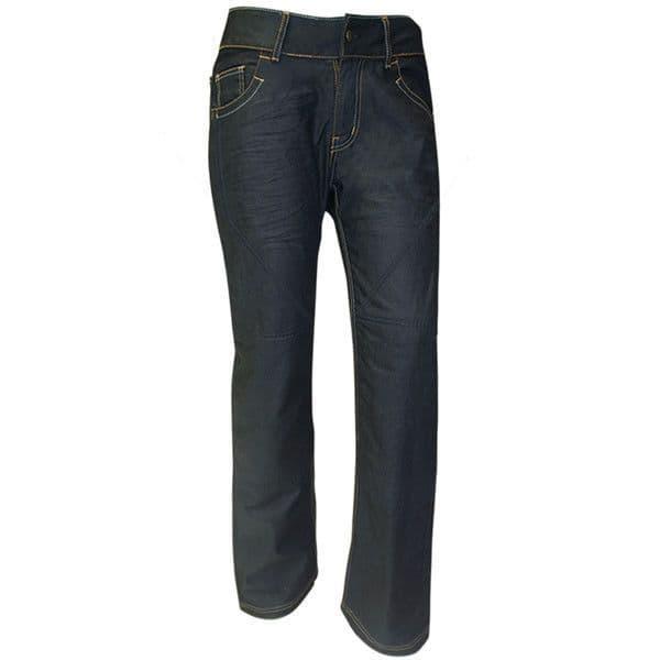 Bull-it SR4 Slate Black Covec Armoured Motorcycle Jeans Regular & Long Leg SALE