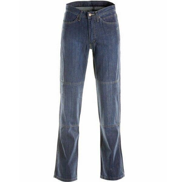 Draggin Traffic Aramid Motorcycle Jeans - Light Blue 159.99