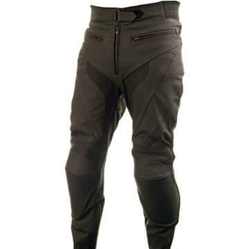 Duchinni Arizona Classic Leather Motorcycle Motorbike Trousers Pants Jeans