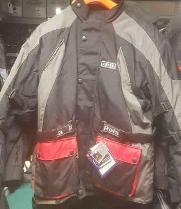 Erste Cordura Waterproof CE Motorcycle Motorbike Jacket - L - XL