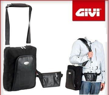 Givi T466 Waterproof Motorcycle Soft Shoulder Bag