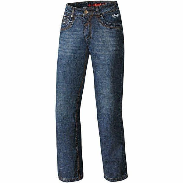 Held 6705 Crane Denim Aramid Fibre Motorcycle Motorbike Jeans - Blue