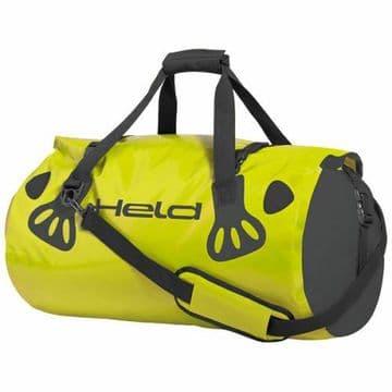 Held Carry-Bag Black / Fluo Yellow Motorcycle Motorbike Waterproof Panniers
