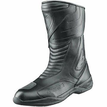 Held Corbi Waterproof Motorcycle Motorbike Touring Boots - Black - EU46