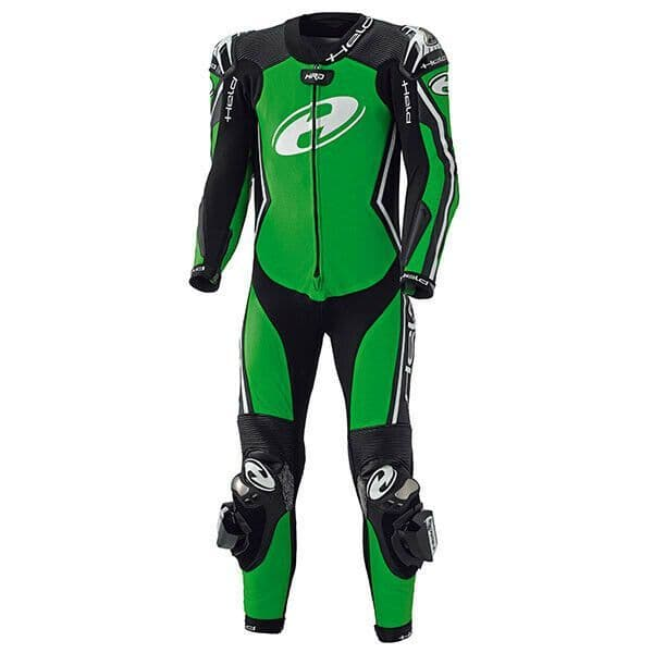 Held Full Speed 1 Piece Kangaroo Leather Motorcycle Motorbike Race Spec Suit