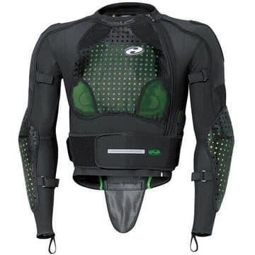 Held Ladies Kendo Full Protector Shirt Motorcycle Motorbike Upper Body Armour