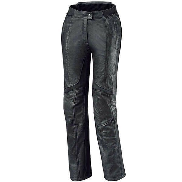 Held Ladies Lena Leather Motorcycle Motorbike Pants Trousers Jeans - Black