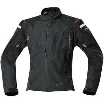 Held Matera Gore-Tex Waterproof Motorcycle Motorbike Textile Jacket - Black