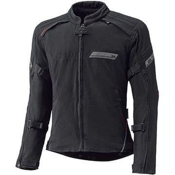Held Renegade Windproof Waterproof Textile Motorcycle Motorbike Jacket - Black