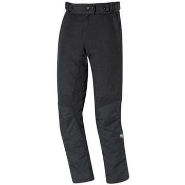 Held Sarai Textile Motorcycle Jeans Pants with CE Approved Armour - Black