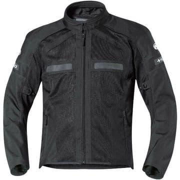 Held Tropic 2 II Textile Summer Mesh Motorcycle Motorbike Jacket - Black