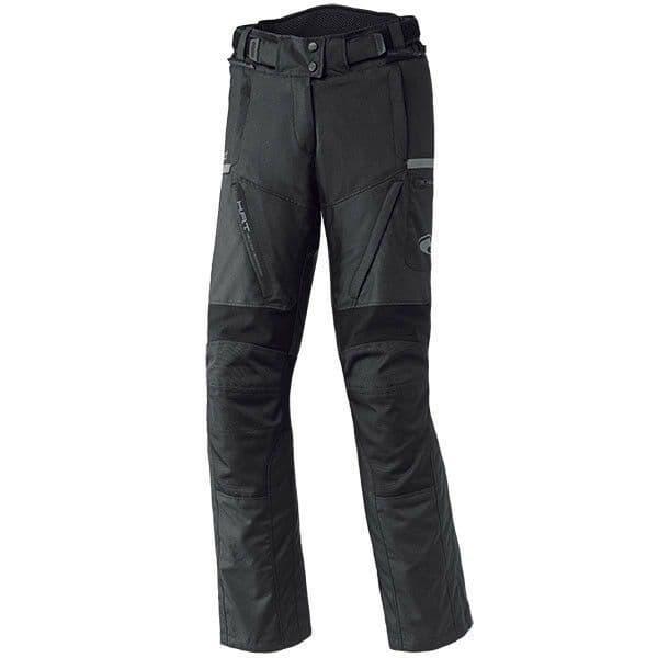 Held Vader Ladies Regular Leg Waterproof Motorcycle Textile Jeans Pants - Black