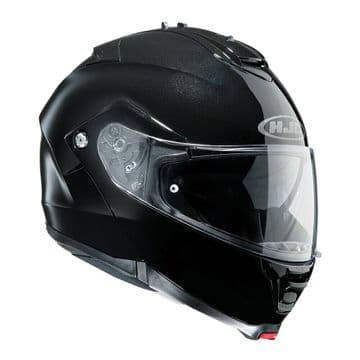 HJC IS-Max 2 Flip Front Modular Motorcycle Helmet Black RRP £179.99 - Small
