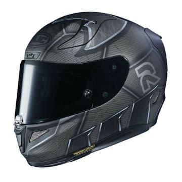 HJC RPHA 11 Batman Special Edition Motorcycle Motorbike Helmet Free Smoked Visor