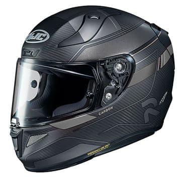 HJC RPHA 11 Nakri Carbon Black Motorcycle Motorbike Helmet Free Smoked Visor
