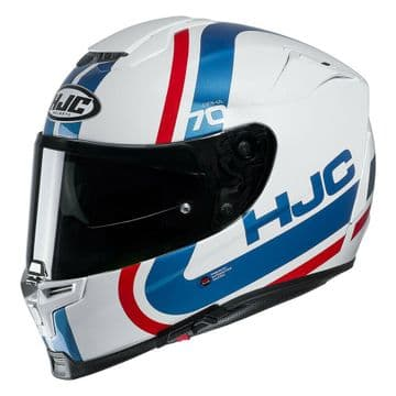 HJC RPHA 70 Gaon Red White & Blue Motorcycle Motorbike Full Helmet Free Pinlock