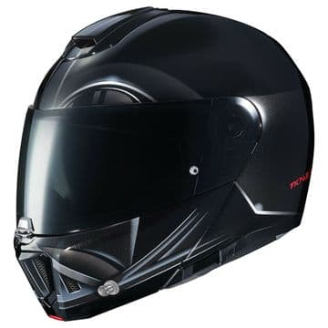 HJC RPHA 90 Star Wars Darth Vader Flip Front Modular Motorcycle Motorbike Helmet