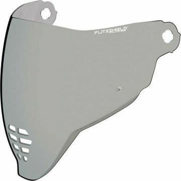 Icon Airflite Fliteshield Genuine Replacement Anti-fog Visor Silver Iridium