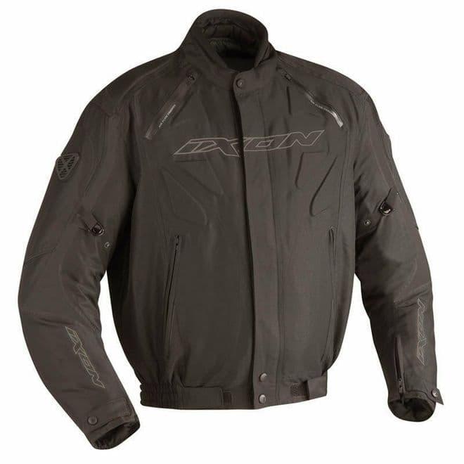Ixon Shurikan Race Waterproof Textile Motorcycle Motorbike Jacket - 3XL