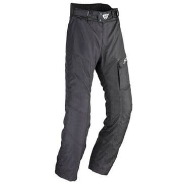 Ixon Summit Waterproof Textile Motorcycle Motorbike Pants Trousers - CE Armour