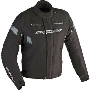 Ixon Tracker HP Waterproof Motorcycle Motorbike Textile Jacket - CE Armour