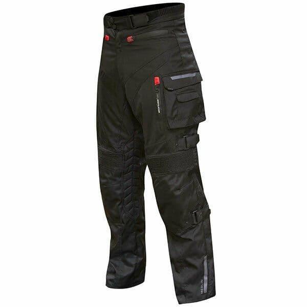 Merlin Carbon Outlast Waterproof Motorcycle Motorbike Textile Trousers Jeans