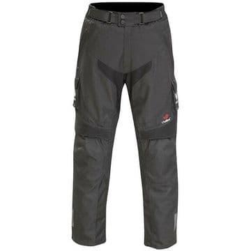 Merlin Peake Outlast Waterproof Motorcycle Motorbike Textile Jeans Pants - Black