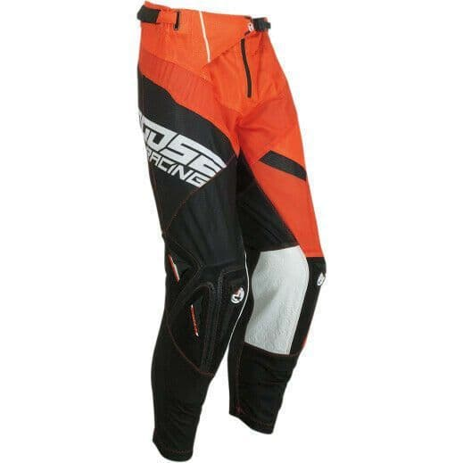 Moose Racing S19 Sahara Motocross MX Offroad Pants - Orange / Black