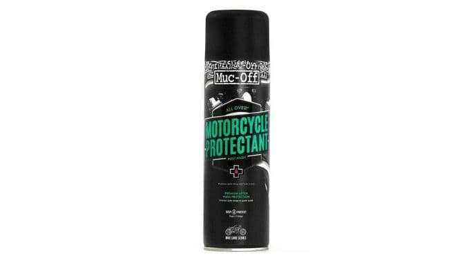 Muc-Off Motorcycle Motorbike Protectant All Over Post Wash Spray 500ml - M608