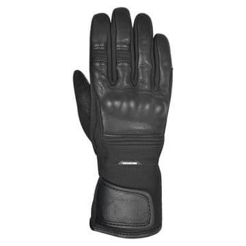 New Oxford Calgary 1.0 Waterproof Mens Motorcycle Motorbike Glove Stealth Black
