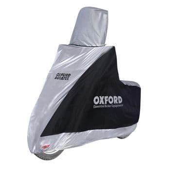Oxford Aquatex Highscreen Waterproof Motorcycle Motorbike Scooter Cover CV216