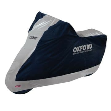 Oxford Aquatex Motorcycle Motorbike Scooter Waterproof Cover Extra Large CV206
