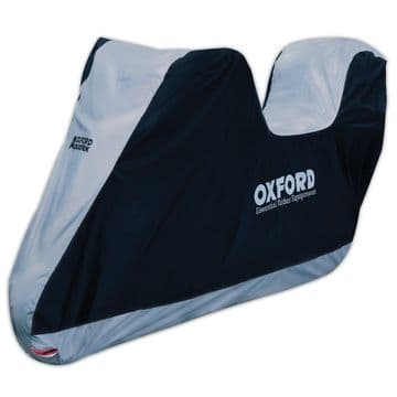 Oxford Aquatex Top Box Motorcycle Scooter Waterproof Cover Extra Large XL CV207