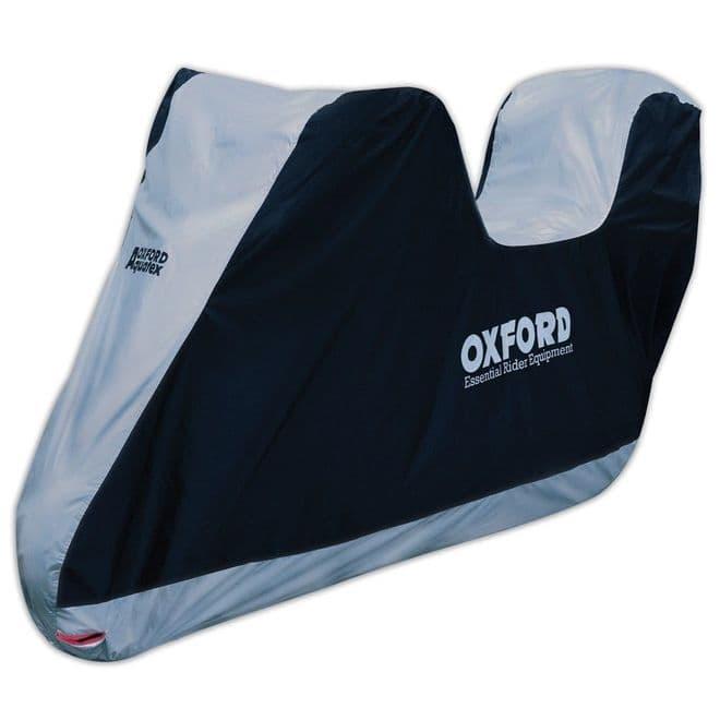 Oxford Aquatex Top Box Motorcycle Scooter Waterproof Cover Large CV205