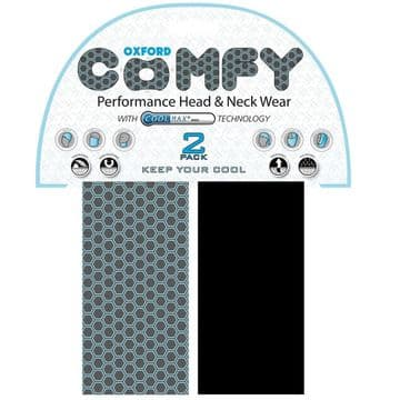Oxford Coolmax Comfy Honeycomb Balaclava Snood - 2 pack NW406 Free gift
