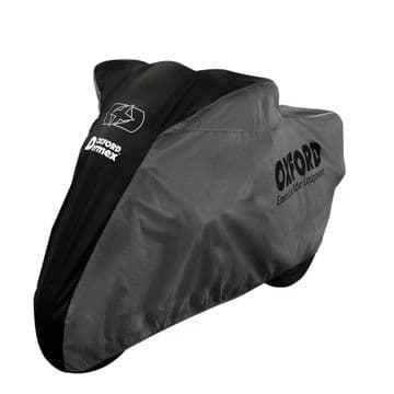 Oxford Dormex Indoor Motorcycle Bike Scooter Cover X Large Breathable Dustproof