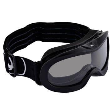 Oxford Fury Junior MX Motocross Motorbike Quad Children Goggles - Matt Black