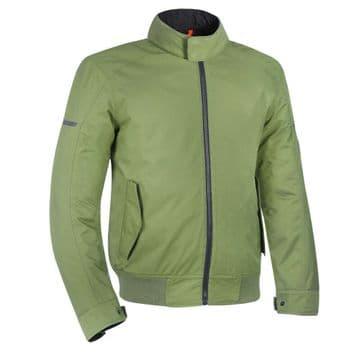 Oxford Harrington Waterproof Dry2Dry Laminate Motorcycle Motorbike Jacket Green