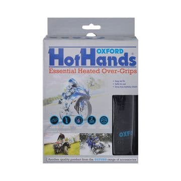 OXFORD HOT HANDS ESENTIAL HEATED OVER GRIPS COVERS OF694