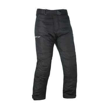 Oxford Metro 1.0 Motorcycle Motorbike Waterproof Pants Trousers Tech Black