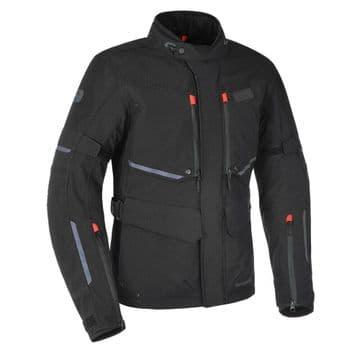 Oxford Mondial Advanced Laminate Waterproof Motorcycle Motorbike Jacket Black