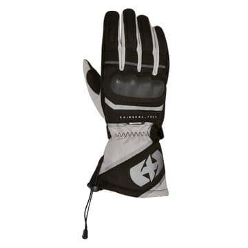 Oxford Montreal 1.0 Waterproof Winter Motorcycle Motorbike Gloves Tech Grey